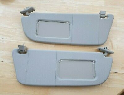 Vauxhall Corsa C Drivers & Passenger Side Sun Visors - With Clips  • 19.95£