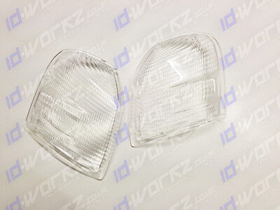 Toyota Starlet Glanza V Ep91 Clear Indicator Lenses Left & Right Pair • 34.95£