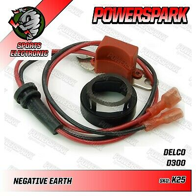 Powerspark Electronic Ignition Kit Delco D300 Bedford CF 1970 Onwards 1.8 & 2.3 • 39.99£