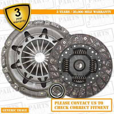 3 Part Clutch Kit With Release Bearing 190mm  3767 Complete 3 Part Set • 37.91£