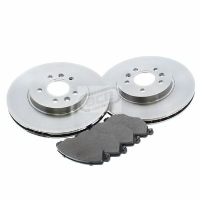 Ford Mondeo Mk3 2000-2007 Front Vented Discs & Pads 1.8 2.0 2.2 2.5 3.0 TDCI ST • 42.60£