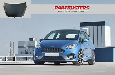 Ford Fiesta Mk8 2018 - 2020  Bonnet New Primed High Quality Insurance Approved • 104.99£