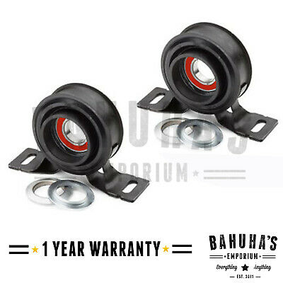 For Land Rover Freelander 1 Centre Propshaft Bearing X2 TOQ000040 TD4 Bearings • 21.90£