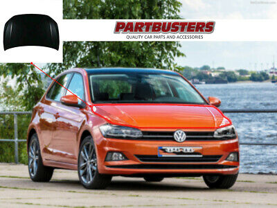 Vw Polo 2g 2018 - Bonnet Primed New High Quality Insurance Approved • 114.99£