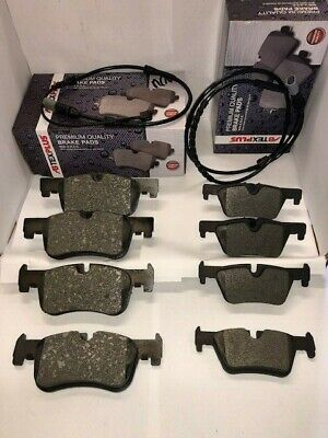 Front & Rear Brake Pads For BMW 1 Series F20 F21 114 116 116D 118D 2011-2019  • 58.99£