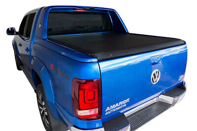 VW Amarok Aventura Soft Roll Up Tonneau Cover Load Bed Cover • 294.50£