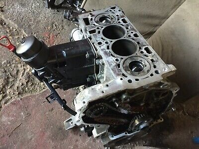 BMW N47D20A ENGINE BOTTOM END ,BLOCK CRANK AND PISTONS Now Sold • 595£