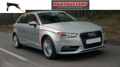 Audi A3 8V 2013 - 2019 Wing Driver Side Front Right New Primed  • 71.49£