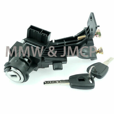 FIAT DOBLO 2 MK2 2010- Ignition Lock Barrel Switch Starter 51865543 51928526 • 57.49£