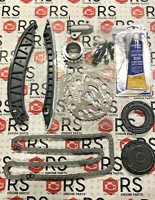 Timing Chain Kit FIT FOR NISSAN OPEL RENAULT VAUXHALL 2.0 CDTI DCI DIESEL M9R • 89£
