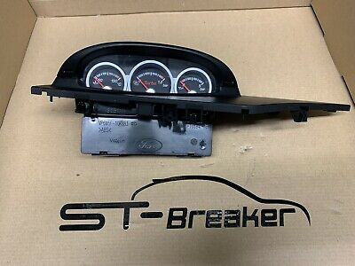 Genuine Ford Focus ST ST225 PFL - Boost Gauges With Surround - Used • 55£