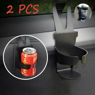 2PCS Universal Car Cup Holder Door Mount Seat Drinking Bottle Can Stand Mug UK • 5.99£