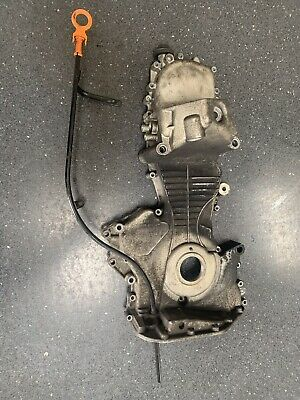 VW Polo 1.2 Timing Case 2004 AWY Engine, WITHOUT Oil Level Sensor • 55£