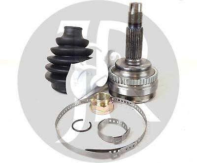 Fits Toyota Yaris Verso 1.3 Driveshaft Cv Joint & Boot Kit 2000>2003 • 14.19£
