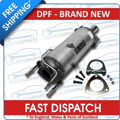 1x OE Quality Replacement Exhaust Diesel Particulate Filter DPF • 168.99£