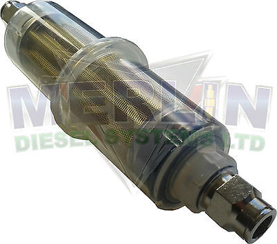 Universal 10mm Magnetic Fuel Filter In Line M001-206 • 25£