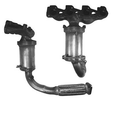 FORD KA Catalytic Converter Exhaust 91362H 1.3 11/2002- • 94.27£