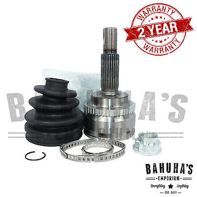OUTER DRIVESHAFT FOR A TOYOTA COROLLA 1.4/1.6 VVT-i CV JOINT 01-09 *NEW* • 11.90£