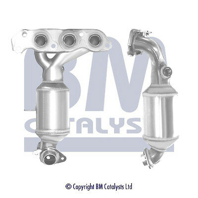1x Replacement Exhaust Petrol Catalytic Converter Type Approved Cat • 143.73£