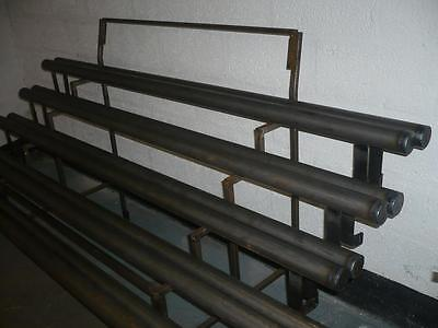 SWB VW T4 - Unpainted Side Bars, Top Quality, Easy Fit • 94£