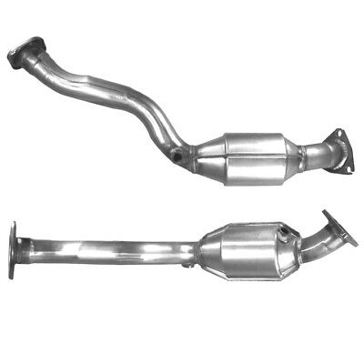 HONDA JAZZ Catalytic Converter Exhaust Inc Fitting Kit 90842H 1.2 2/2002-9/2008 • 59.99£