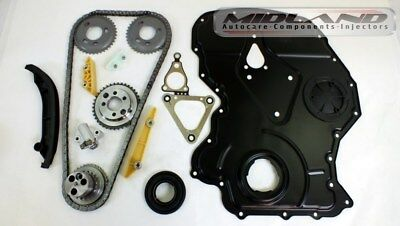 FORD TRANSIT  MK7 2.4 TDCi TIMING COVER + TIMING CHAIN KIT 2006-2014 *BRAND NEW* • 154.99£