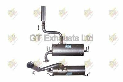Toyota Celica 1.8 Zzt230 99-06 Exhaust Rear Silencer Back Box 100% Quality Unit • 74.85£