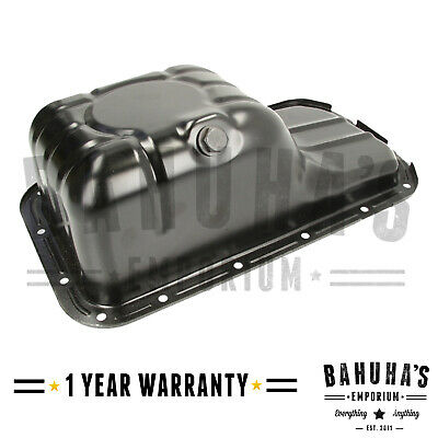 For Kia Picanto 2004-2016 1.0 & 1.1 8v Steel Engine Oil Sump Pan 21511-02510 New • 20.90£