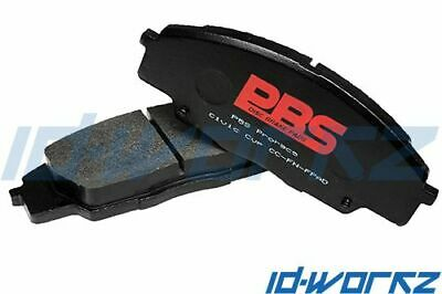 PBS ProRace Front Brake Pads For Renault Clio 172, 182 • 119.99£