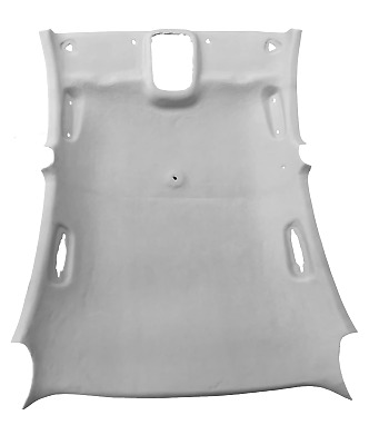 JAGUAR S TYPE  LATE HEADLINING BOARD 2003-2008  Grey Or Champagne Contract Cloth • 220£