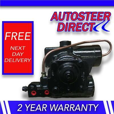 Land Rover Discovery TD5 4 Bolt Power Steering Box Genuine OE Reconditioned Box • 149.99£