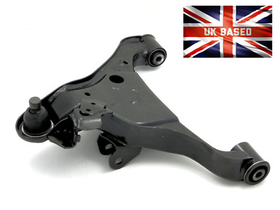 Front Control Arm For Nissan Navara 05- /lower Left, Ball Joint Diameter 22mm/ • 47.50£