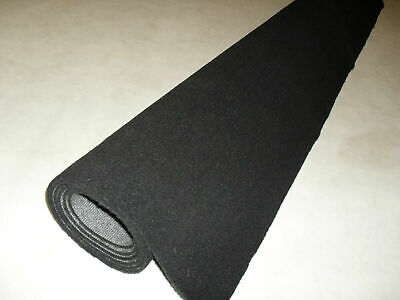 CAR CARPET SHEETS In Anthracite/Black Luxury Quality  • 11.87£