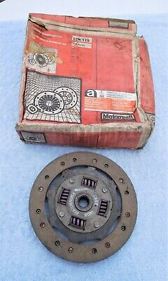 Ford Motorcraft Clutch Plate Nos Eck 119 Escort Fiesta Orion • 9.99£