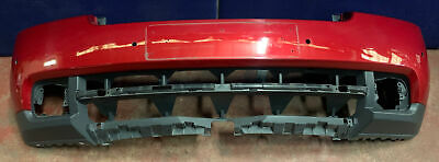 Genuine Range Rover Vogue L322 Front Bumper Red Ah4217f003aaw 2010-2012 • 150£