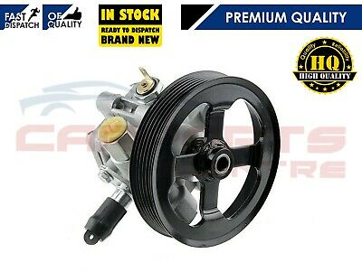 For Dodge Nitro 2.8crdi 2008- Power Steering Pump Pulley Brand New • 107.95£
