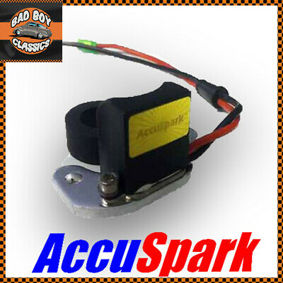 AccuSpark Stealth Electronic Ignition Points Conversion Kit For LUCAS 45D • 39.95£