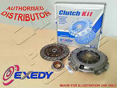 FOR Toyota Aygo Peugeot 107 Citroen C1 OE EXEDY MODIFIED UPRATED CLUTCH KIT • 57.95£