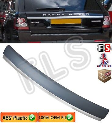 Autobiography Look Rear Tail Gate Trim Spoiler Kit For Range Rover Sport 05-12 • 79.99£