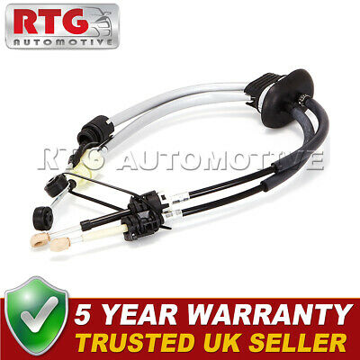 Gear Selector Linkage Cable Fits Citroen Dispatch Fiat Scudo Peugeot Expert #2 • 39.95£