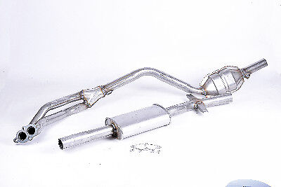 Catalytic Converter  Bm6001 • 92.47£