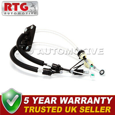 Gear Selector Linkage Cables For Peugeot Boxer Citroen Relay - 5 Year Warranty • 29.95£