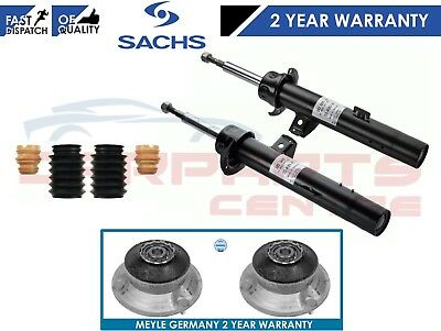 For Bmw 1 Series E81 E87 Msport Mtech Front Left Right Shockers Shocks Absorbers • 179.95£