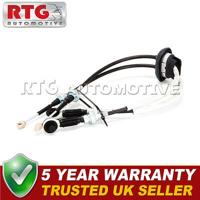 Gear Selector Linkage Cable Fits Citroen Dispatch Fiat Scudo Peugeot Expert #1 • 29.95£