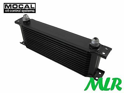 Mocal 13 Row 235mm An -12 Jic Universal Engine Oil Cooler Oc5137-12 Acb • 73.99£