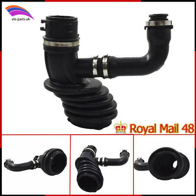 For Ford Focus Mk2 C-max 1.6 Tdci Air Filter Flow Intake Hose Pipe 7m519a673ej • 12.99£