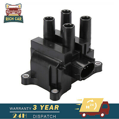 Ignition Coil Pack For Mazda Ford Focus Fiesta Cougar Fusion Escort KA Mondeo • 18.98£