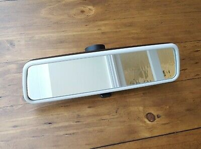 Vw Transporter T5 / T6 / Caravelle / Passat / Touran Rear View Mirror - Genuine • 27£