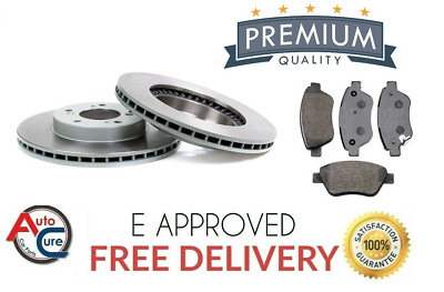 Mazda 2 Ts2 Mk2 Front Brake Discs And Pads Brand New • 56.96£