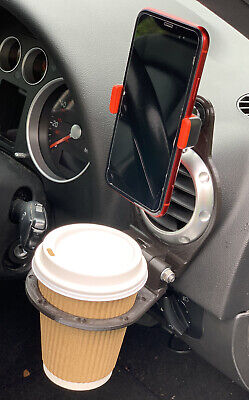 Audi TT MK1 8N And MK2 8J Cup And Phone Holder (Foldable) • 22.99£